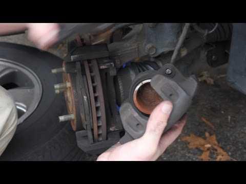 Как поменять тормозные колодки на уаз