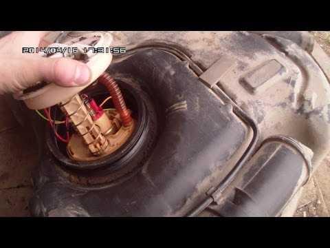 бензонасоса на Ford Fusion